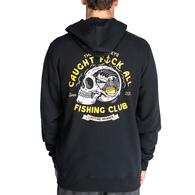 Fk All Club Hooded Fleece - Black