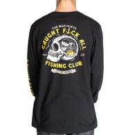 Fk All Club Long Sleeve T-Shirt - Black
