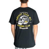 Fk All Club Short Sleeve T-Shirt - Black