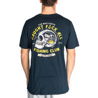 Fk All Club Short Sleeve T-Shirt - Navy