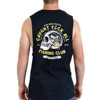 Fk All Club Muscle Short Sleeve T-Shirt - Black