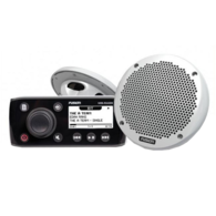 MS-RA55 Smart Pack Ipod Control Bundle Pack (WHITE SPEAKERS)