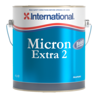 Micron Extra 2 Ablative Antifouling Paint - Red - 4 Litre