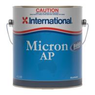 Micron AP Hi Performance Ablative Antifouling  - Black - 4 Litre