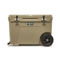 Tundra Haul Ice Box with Wheels - Harvest Red - 52 Litre
