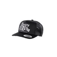 Ahoy Ransom Foam Trucker Cap - Black
