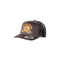 Dirty Vacation Foam Trucker Cap - Vintage Black