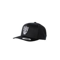 Give A Fk Twill Snapback Cap - Black