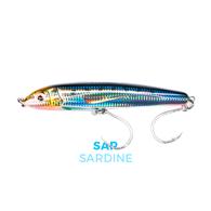 Riptide 105mm 36g Fast Sink Stickbait - Sardine