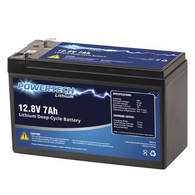 Battery D/Cycle Lithium Ion 12v 7amps