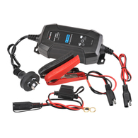 AC008 0.8amp 12V Multi Stage Automatic Battery Charger