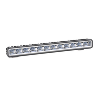 "9-32v Explora Led Light Bar 350mm (14"") Black - 6000 lumens"