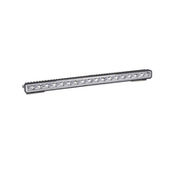 "9-32v Explorer Led Light Bar 550mm (22"") Black - 9000 lumens"