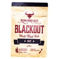 Black Out Rub 100g