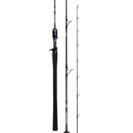 Saltiga Bay Jigging 63XHS-S.V Spinning Slow Jig Rod - 1-Piece