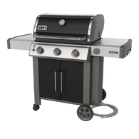 Genesis II E310 BBQ 3 Burner NG (Natural Gas) Barbecue - Specialist Model