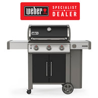 Genesis II E315 3 Burner NG (Natural Gas) Barbecue - Specialist Model