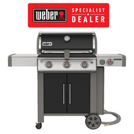 Genesis II E355 3 Burner + Side NG (Natural Gas) Barbecue - Specialist Model