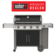 Genesis II E415 BBQ 4 Burner LPG Barbecue - Specialist Model