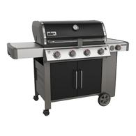 Genesis II E455 BBQ 4 Burner + Side LPG Barbecue - Specialist Model