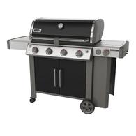 Genesis II E455 Premium BBQ 4 Burner + Side LPG Barbecue - Specialist Model