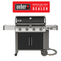 Genesis II E455 Premium BBQ 4 Burner + Side NG Natural Gas Barbecue - Specialist