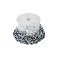 GX4 Drum Winch Rope/Chain Kit (120m x 10mm)