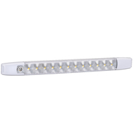 12v Dual Colour Strip Lamp White/Red