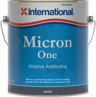 Micron One Ablative Antifouling Paint - Blue - 4 Litre