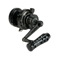 Monster Game PE8 Reel Hi-Speed -black/black
