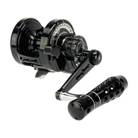 Monster Game PE6 Reel Hi-Speed - Black/Black