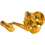 Monster Game PE8 Reel Hi-Speed - Gold/Gold