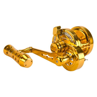 Monster Game PE5N (Narrow) Reel Hi-Speed - Gold/Gold