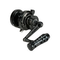 Monster Game PE5N (Narrow) Reel Hi-Speed - Black/Black