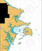 NZ 5227 Hydrographic Marine Chart- Goat Isl to Waiwera River.