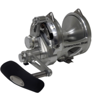 "International 50VISX ""Ltd Edition"" 2 Speed Lever Drag Reel"