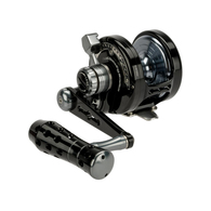 Powerspell PE7 Lever Drag Reel - Black/Grey