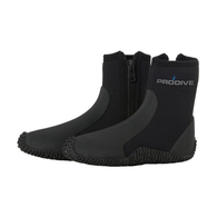 5mm Double Insulated & Zippered Dive or Wet Boot / Mens