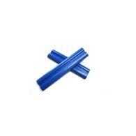H/Duty Polypropylene Boat Skid Strip 10x50mm - Blue