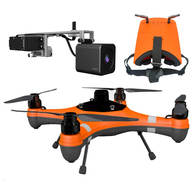 FD1 Drone with Micro Bait Release System & Live Video Plus FPV Goggles