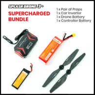 Supercharge Drone Accessory Package