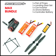 Max Bundle Drone Accessory Package