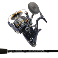 Thunnus 8000 / Shadow X 7' Spin Combo 6-10KG