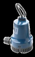 Premium Bilge Pump 2000gph (6600lph) 12V - 28mm Hose