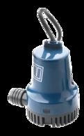 Premium Bilge Pump 2000GPH (6600lph) 24V - 28mm Hose
