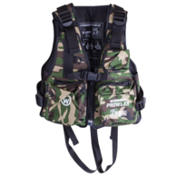 Prowler Kayak Lifejacket - Camo