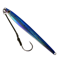 Hardy Long Speed Jig Blue