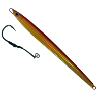 Hardy Long Speed Jig Orange