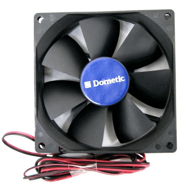 Dometic Fridge Fan Ventilator Set W/Thermostat 12V