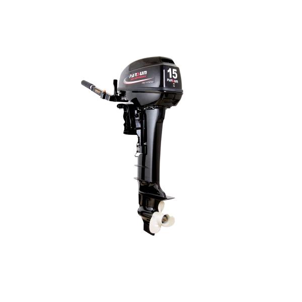 Outboard 15Hp Short Shaft - 2 Stroke - Front Gear Shift | Smart